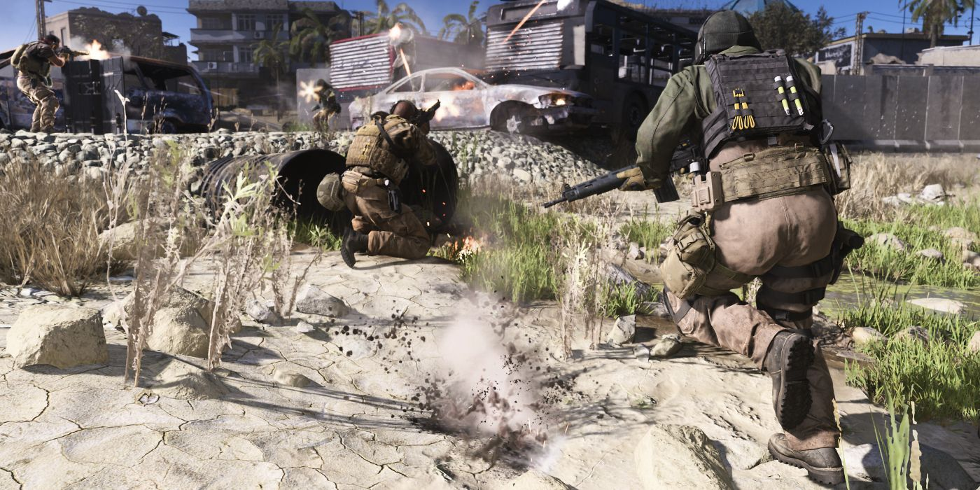 Modern Warfare is Changing Call of Duty in 3 Big Ways   Game