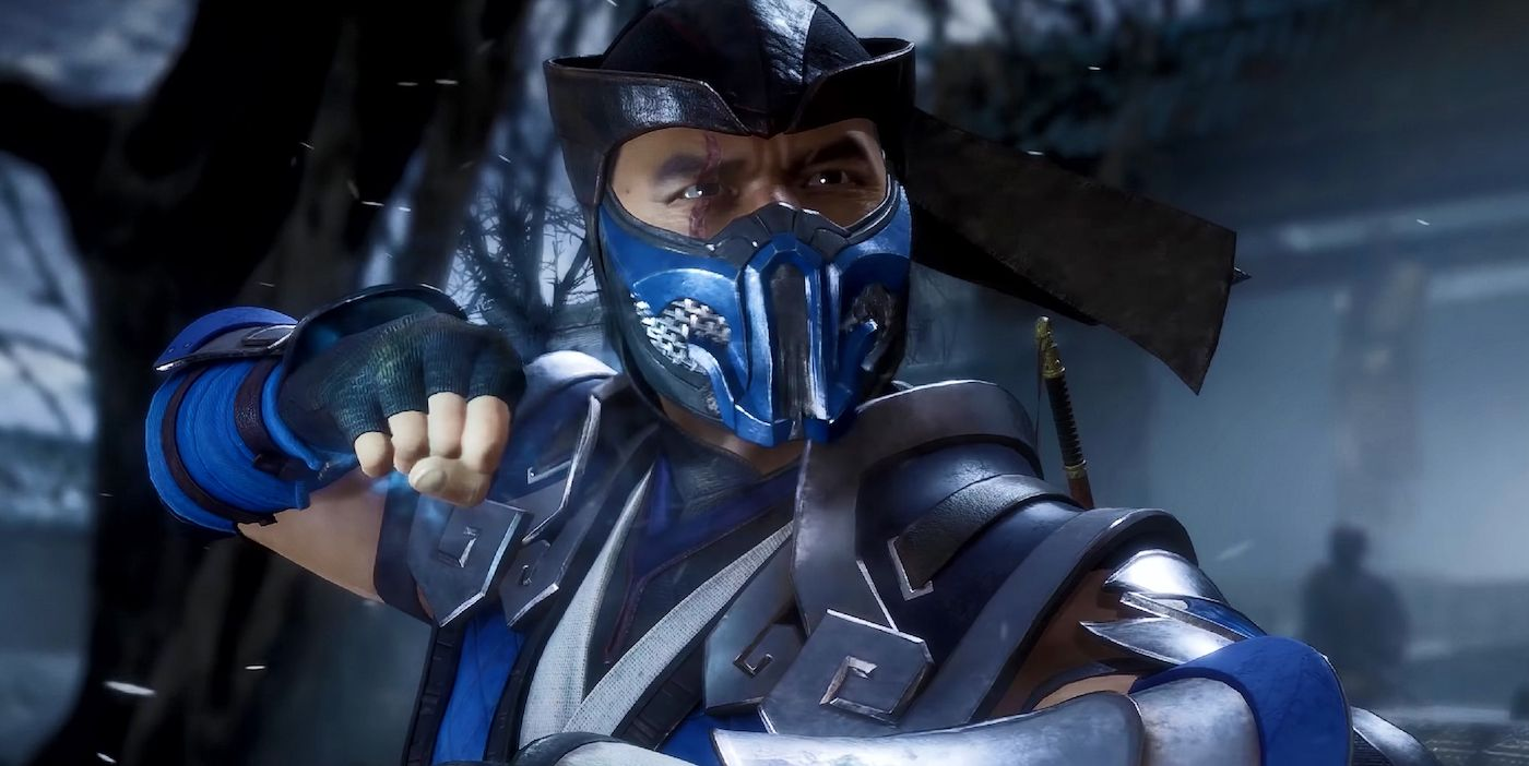 Mortal Kombat 11 Giving Players Free Sub Zero DLC Skin