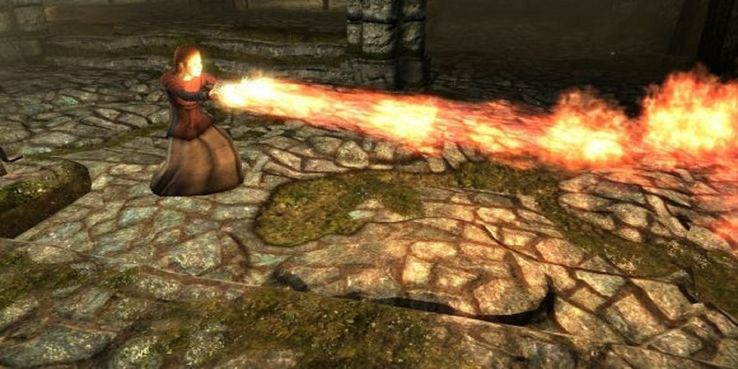 New Skyrim Mod Makes Children Playable   Game Rant