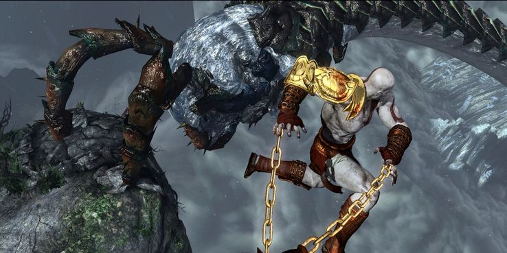 Every Game In The God Of War Franchise (So Far), Ranked