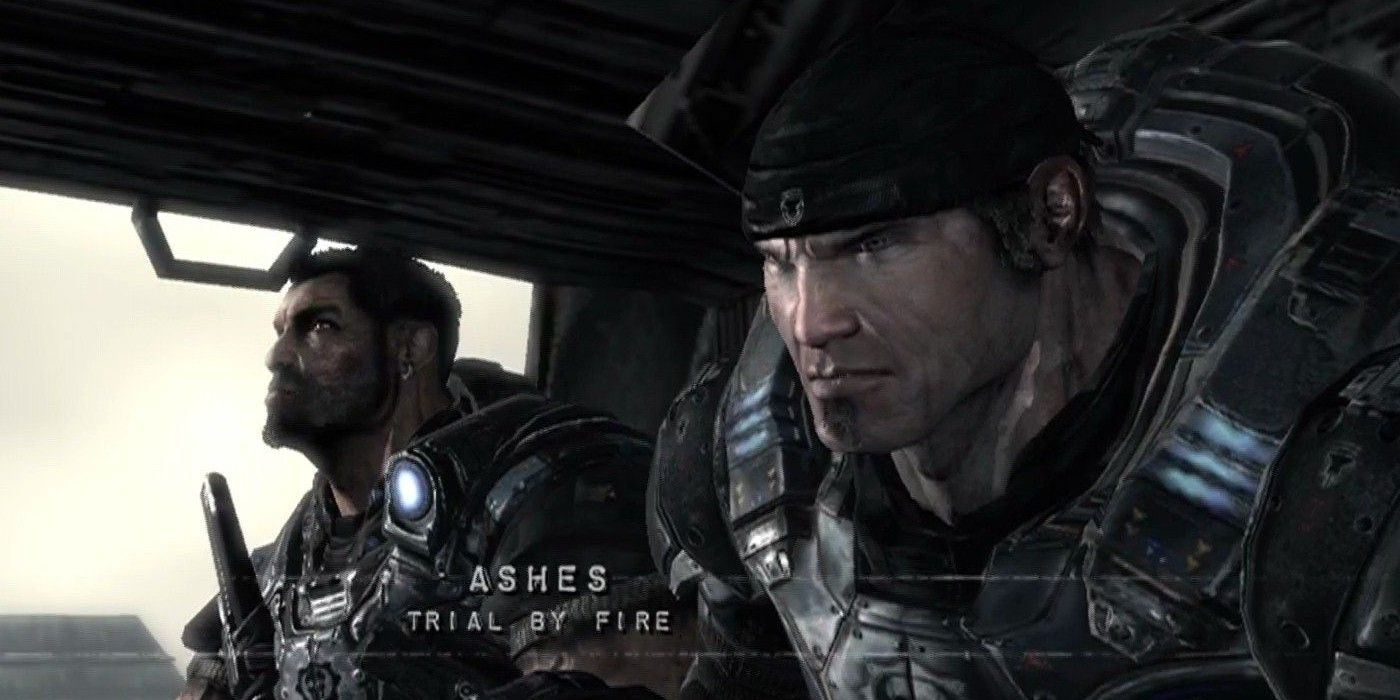 Gears Of War 10 Things You Didn T Know About Marcus Fenix