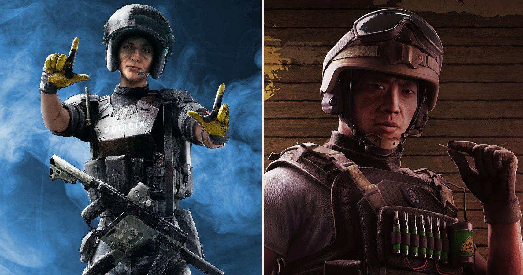 Rainbow Six Siege tactics: Strategies pro players use
