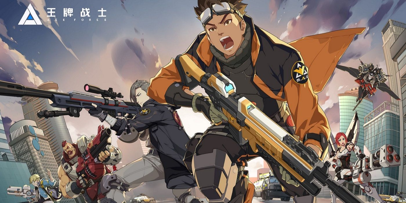 Tencent's Mobile Overwatch Clone Released, Shoots to Top of App Charts