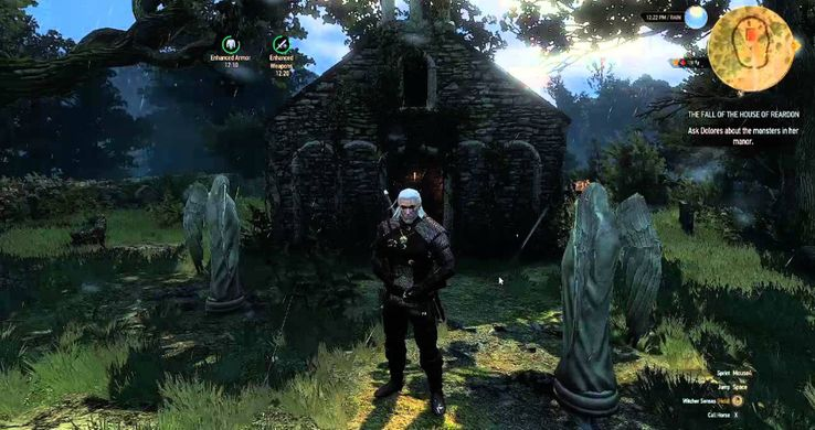 Witcher 3 Enhanced Edition Decoctions