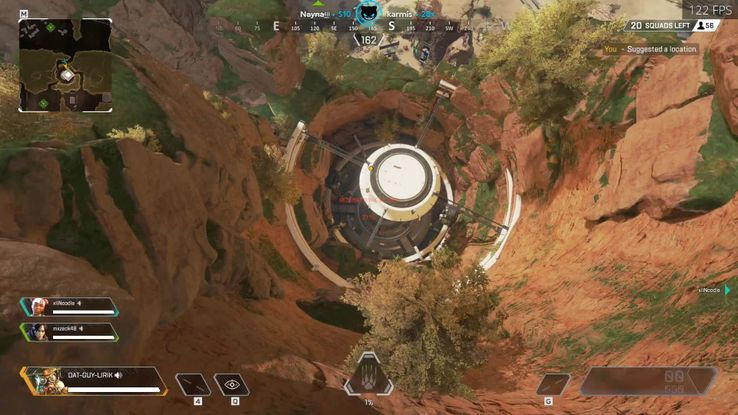 Apex Legends How To Get Purple Armor Early Game Rant