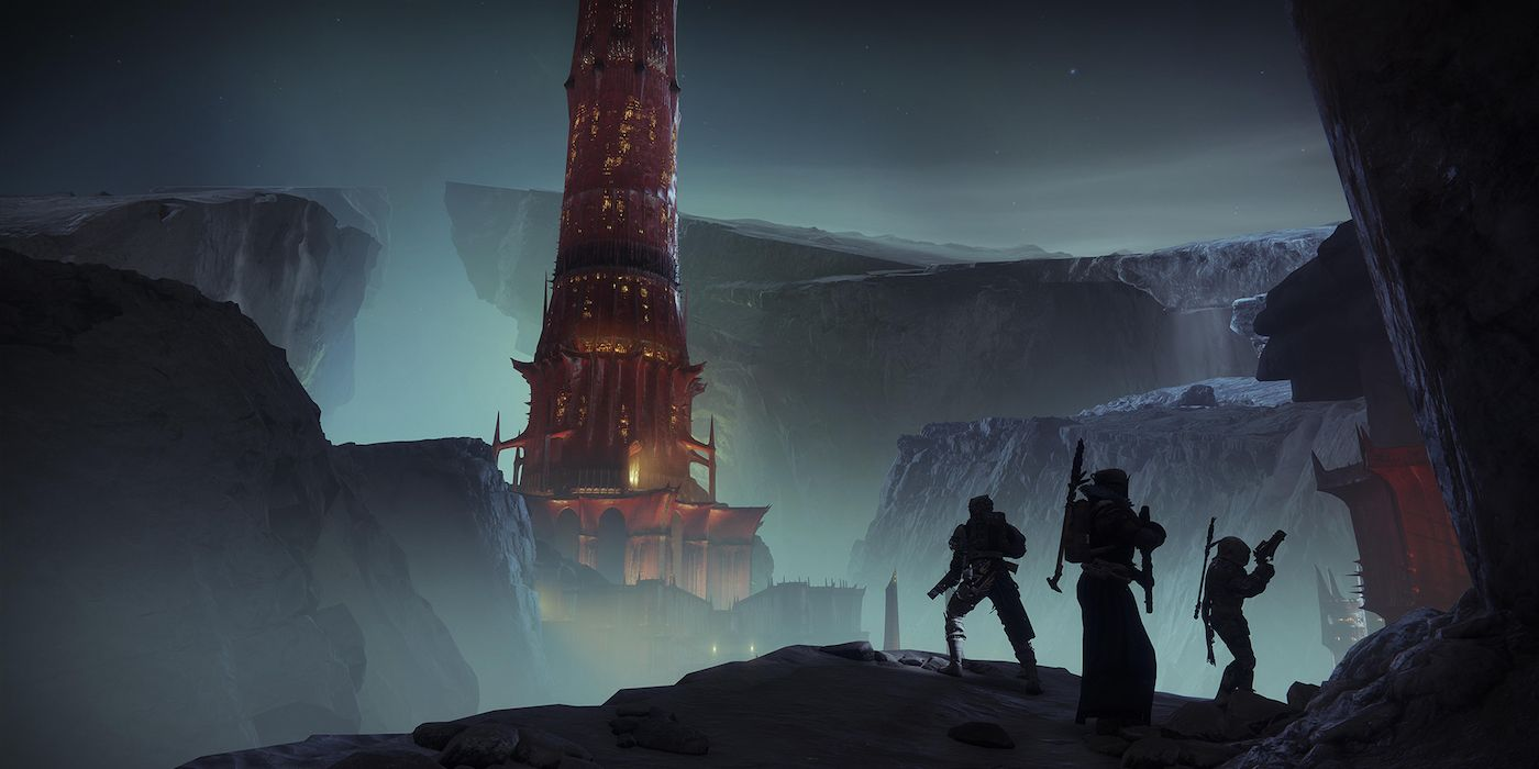 Destiny 2 Shadowkeep Armor and Weapons Revealed in New