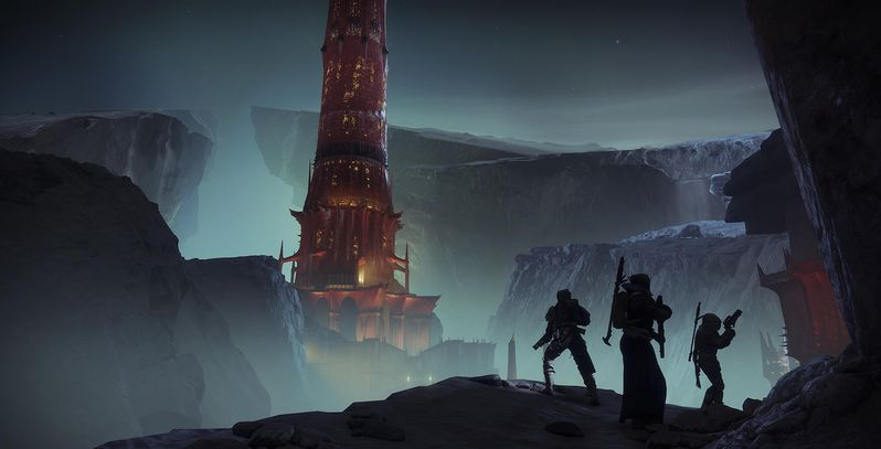 Destiny 2 Shadowkeep Armor and Weapons Revealed in New Screenshots