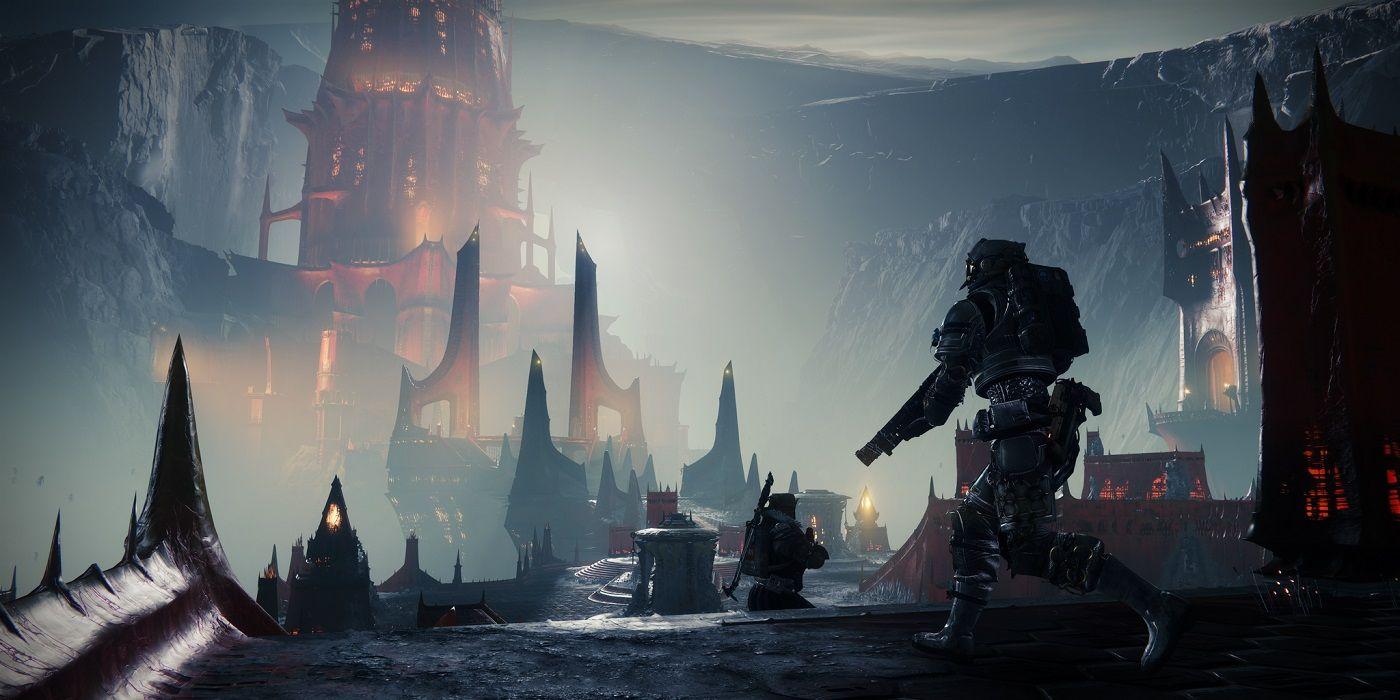 New Destiny 2: Shadowkeep Titan Exotic Armor Piece Revealed