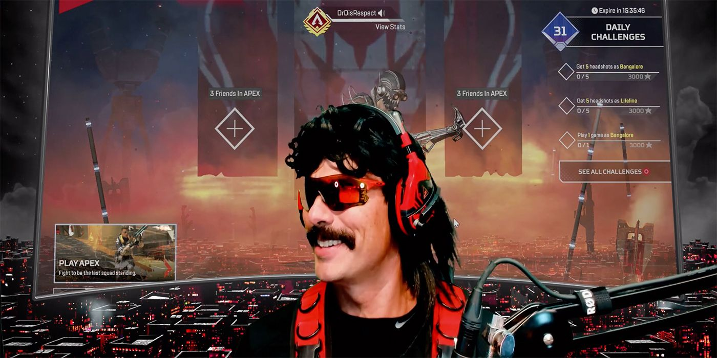 Dr  Disrespect Talks Ninja Twitch Channel Porn Controversy