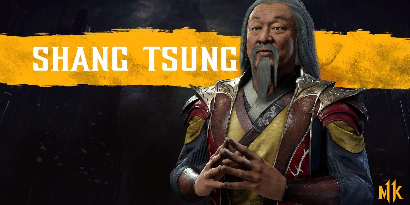 Mortal Kombat Fan Creates Awesome Shang Tsung Movie Poster