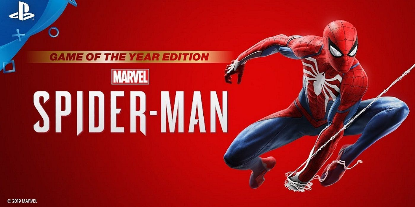 Spider-Man: Game of the Year Edition Price and Release Date