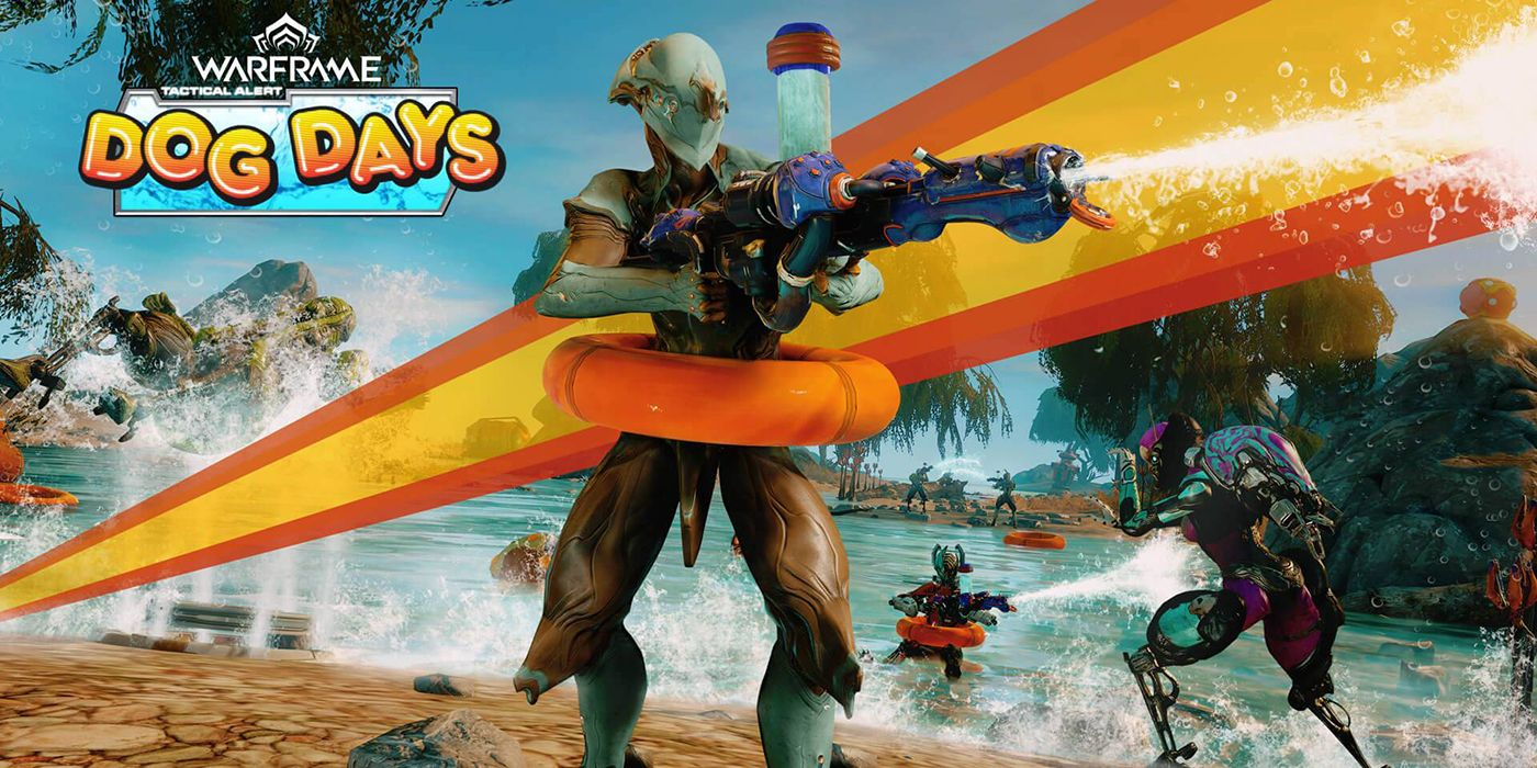 Warframe Dog Days Beach Event Revealed | Game Rant