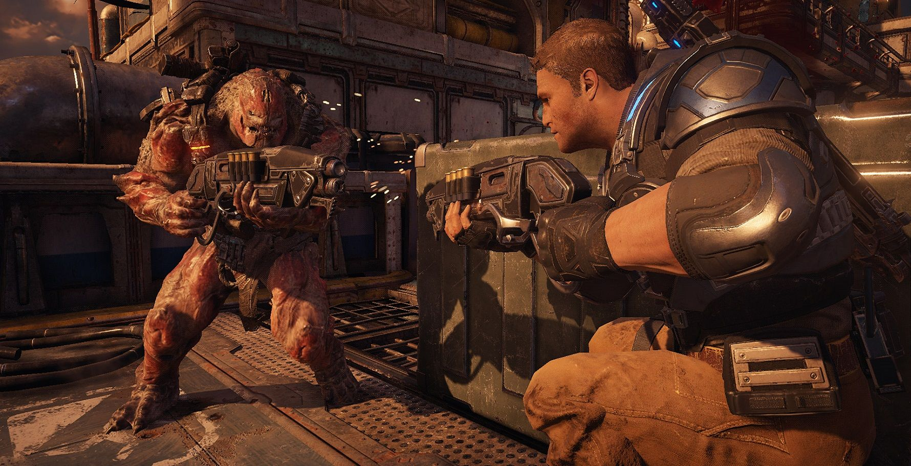 The 5 Best Weapons For Horde Mode In Gears 5 (& The 5 Worst)