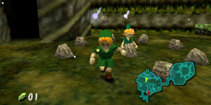 Zelda: 10 Plot Holes In Ocarina Of Time That Were Never