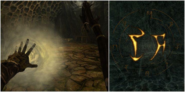 Skyrim: 5 Rare Magical Effects You Never Noticed (& 5 Rare