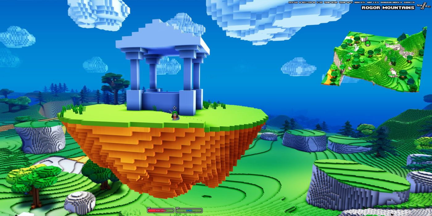 Cube World Final Release Date Confirmed 6 Years Later
