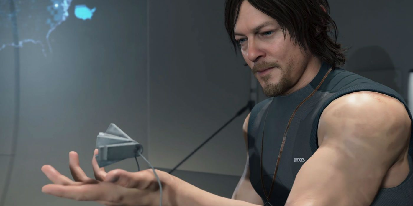 Death Stranding: 80 Minutes of Footage Being Shown at TGS
