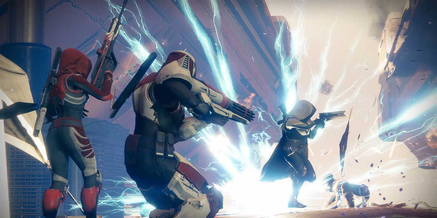 Destiny 2: How Crucible Ranking and Streaks Work in Year 3
