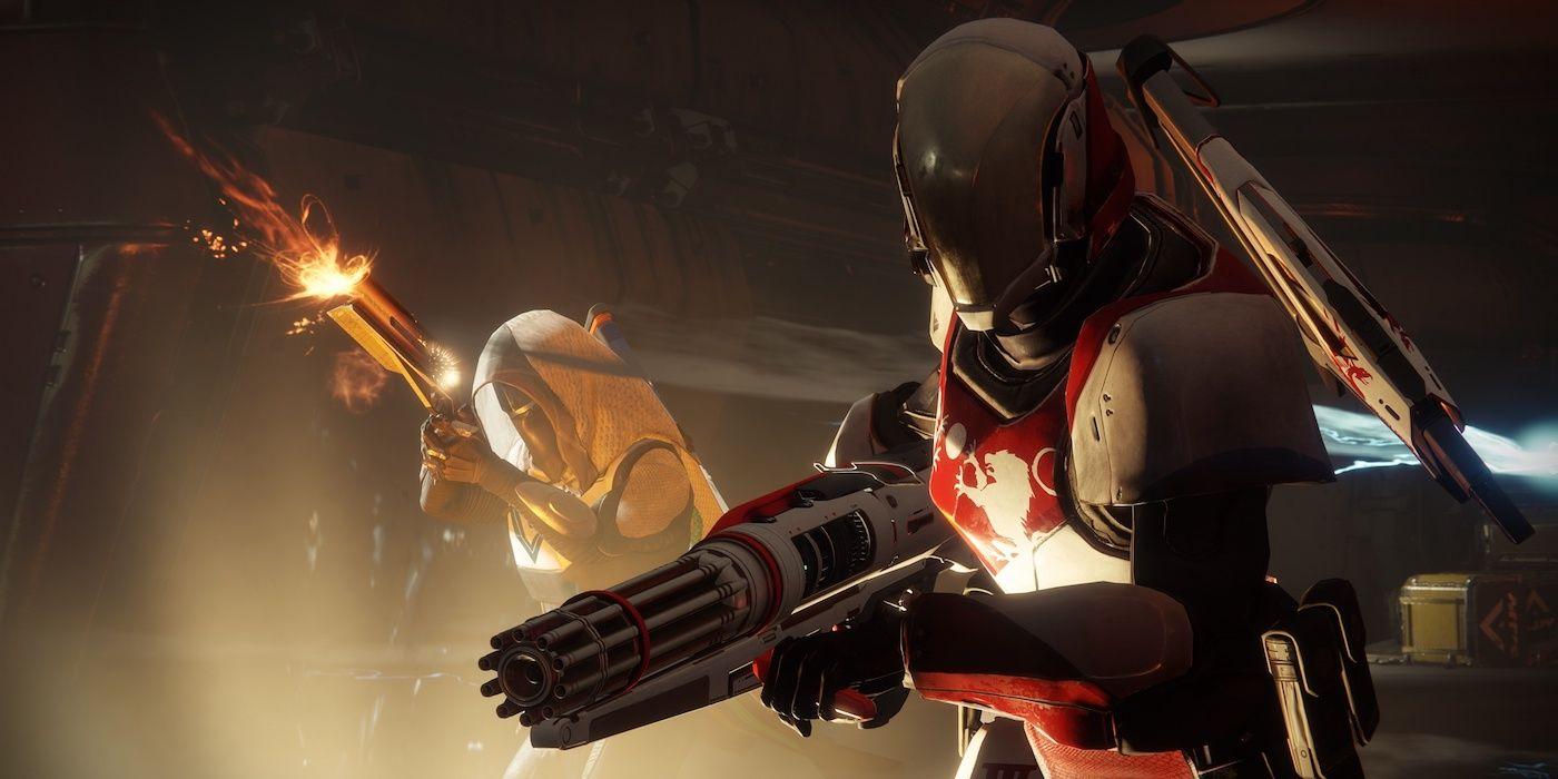 Every Destiny 2: Shadowkeep Exotic Weapon Change