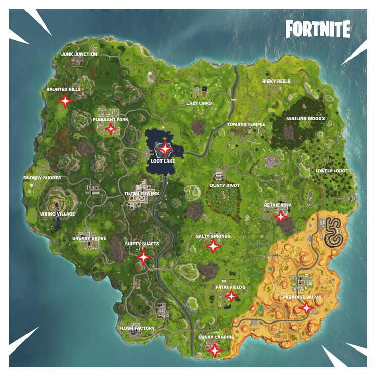 Fortnite Joker Gas Canister Locations Where To Defuse Them