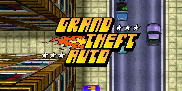 Ranking Every Grand Theft Auto Game From Worst To Best