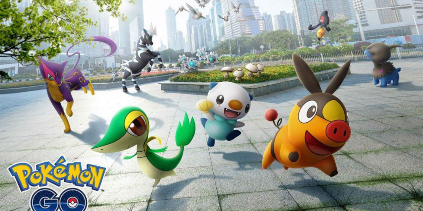 Pokemon GO: Shiny Patrat, Lillipup, and Klink Added to the Game