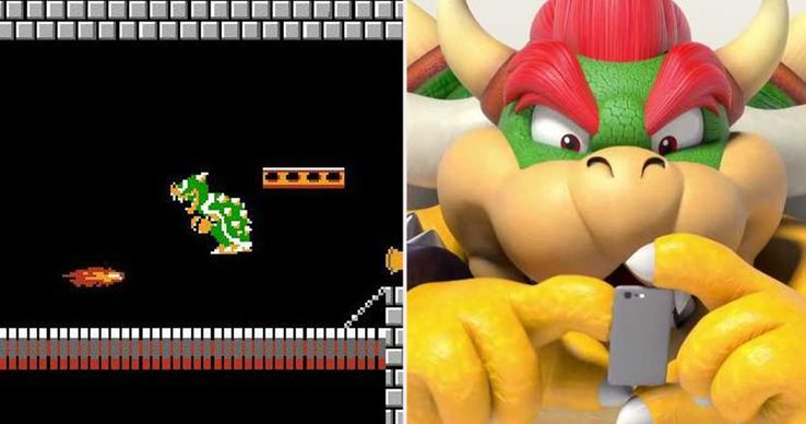 Super Mario: The 10 Weirdest Versions Of Bowser, Ranked