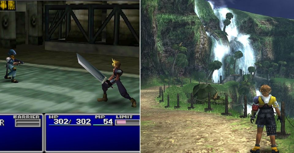 The 10 Best Games In The Final Fantasy Franchise Ranked According To Metacritic