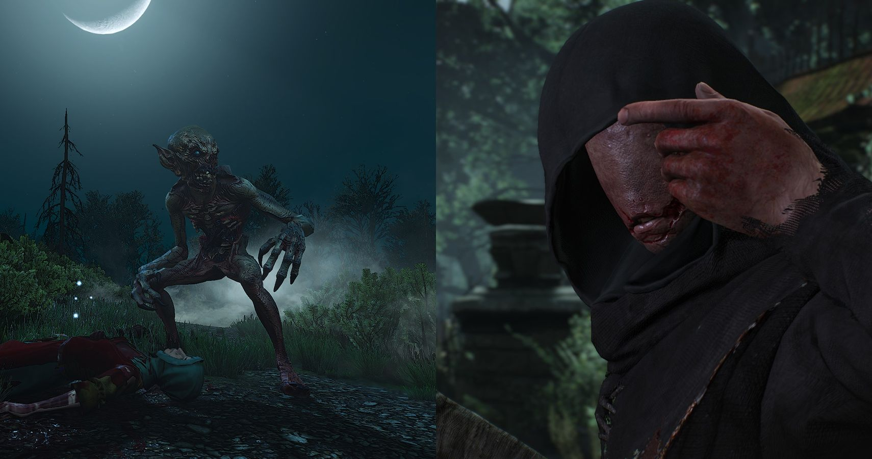The 10 Creepiest Monsters In The Witcher 3 Ranked Game Rant