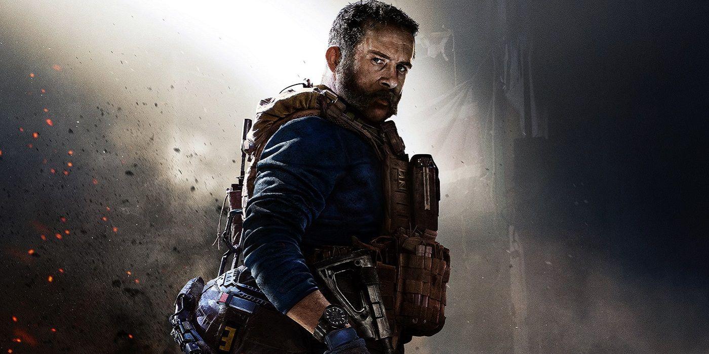 Call of Duty: Modern Warfare Crossbow Weapon Leaked