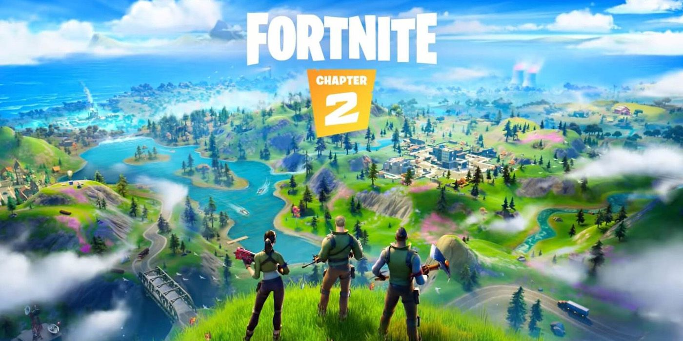 Fortnite Chapter 2 Patch Notes Reveal Battle Royale Fixes