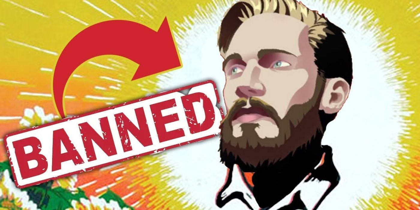 PewDiePie Has Been Banned in China