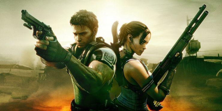 The Full Chronological Order Of Resident Evil Games Game Rant