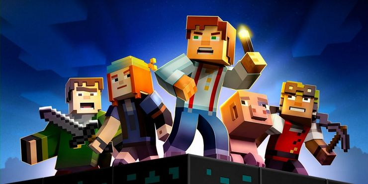 Minecraft Dungeons 5 Things We Know So Far 5 We Re Hoping For