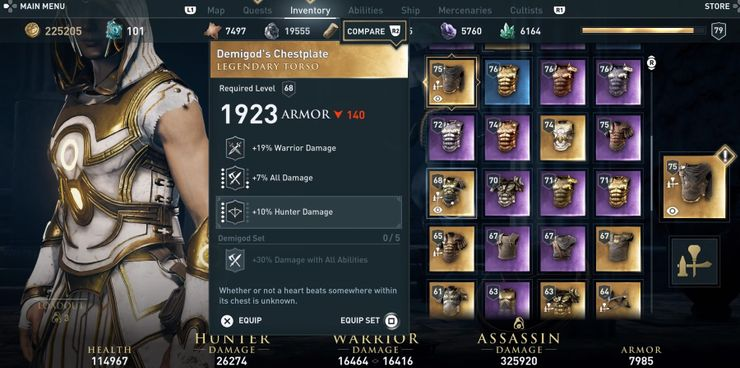 Assassin S Creed Odyssey 10 Weapons Add Ons That Make The Game