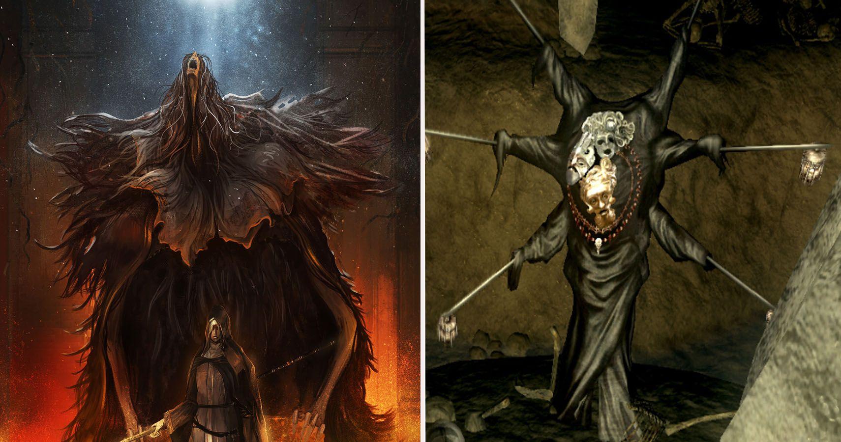 Dark Souls Bosse