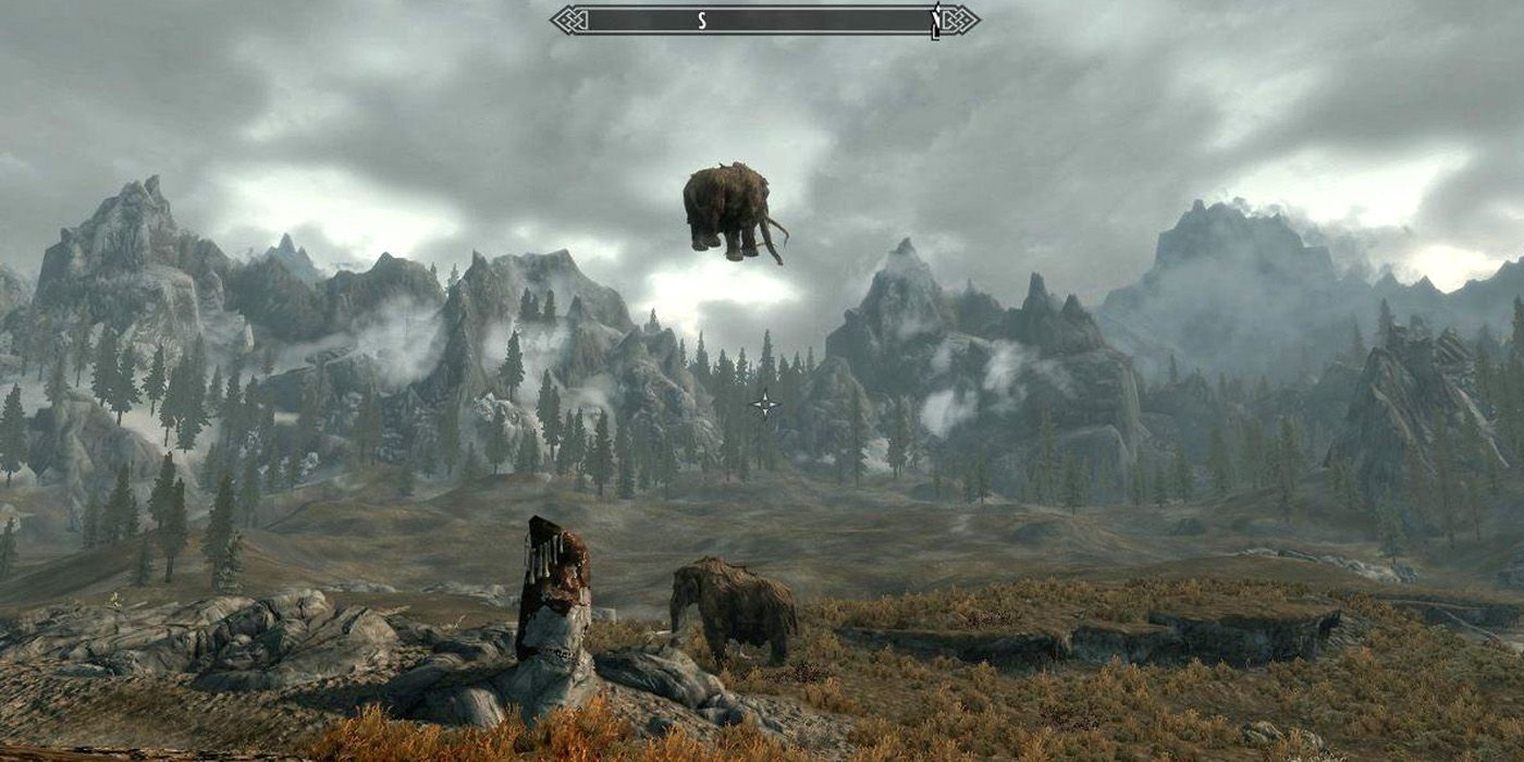 Elder Scrolls 6: 10 Early Skyrim Bugs We Hope Bethesda Learn