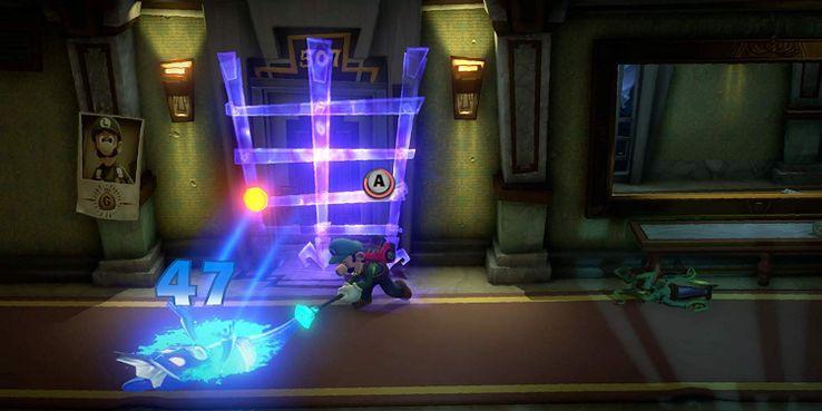 Image result for Luigi Mansion 3 bodyslam