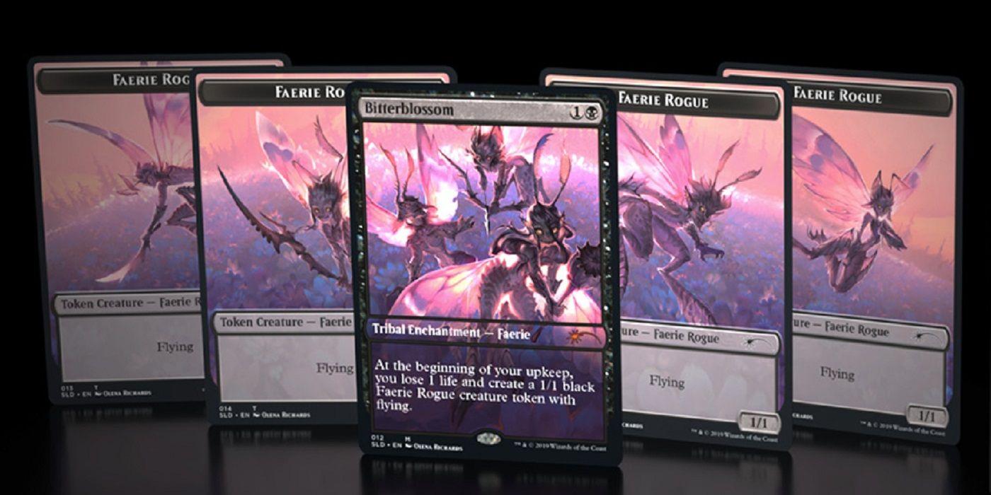 comes w//box, foil cards, and online codes Kaleidoscope Killers MTG Secret Lair