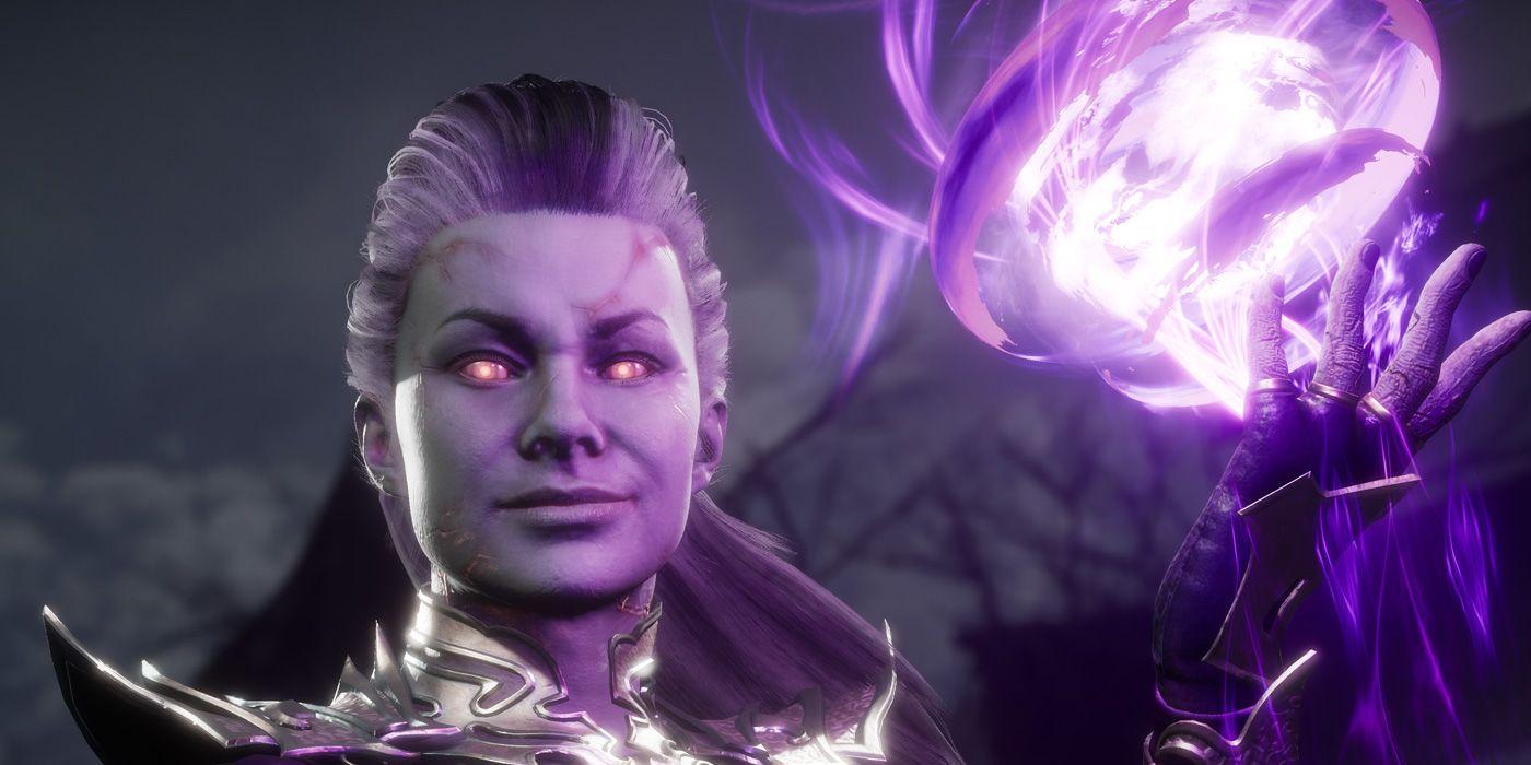 Mortal Kombat 11 Players Find Real Sindel Face Model Game Rant