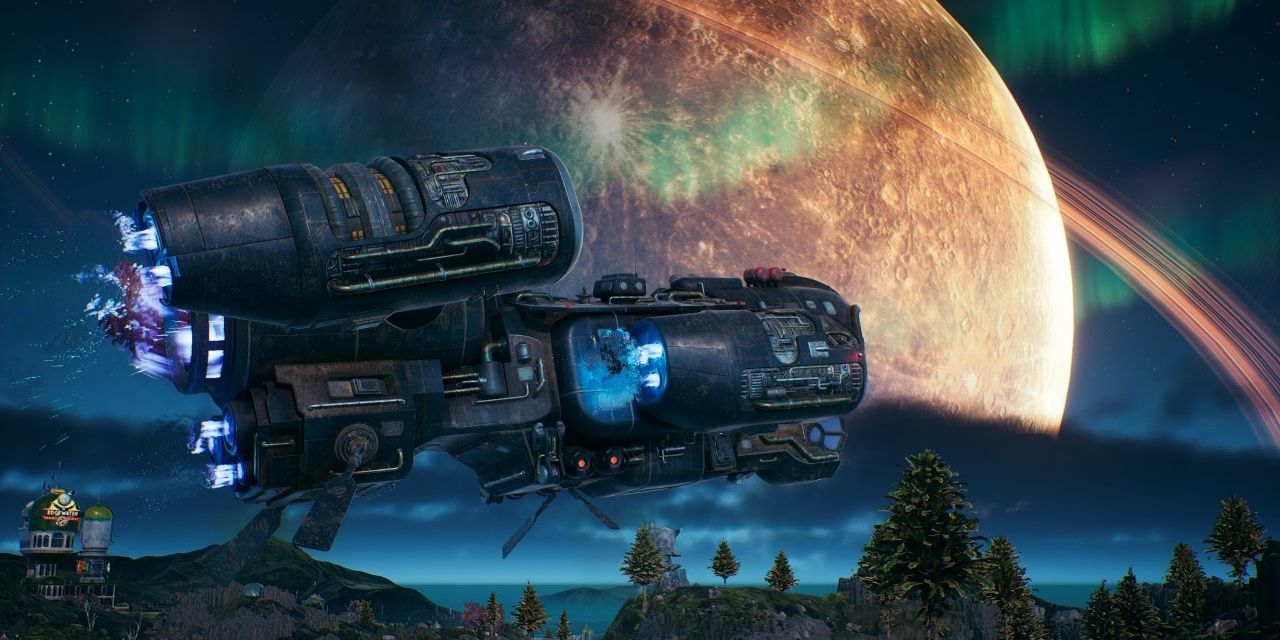 10 Things You Didn't Know You Could Do In The Outer Worlds