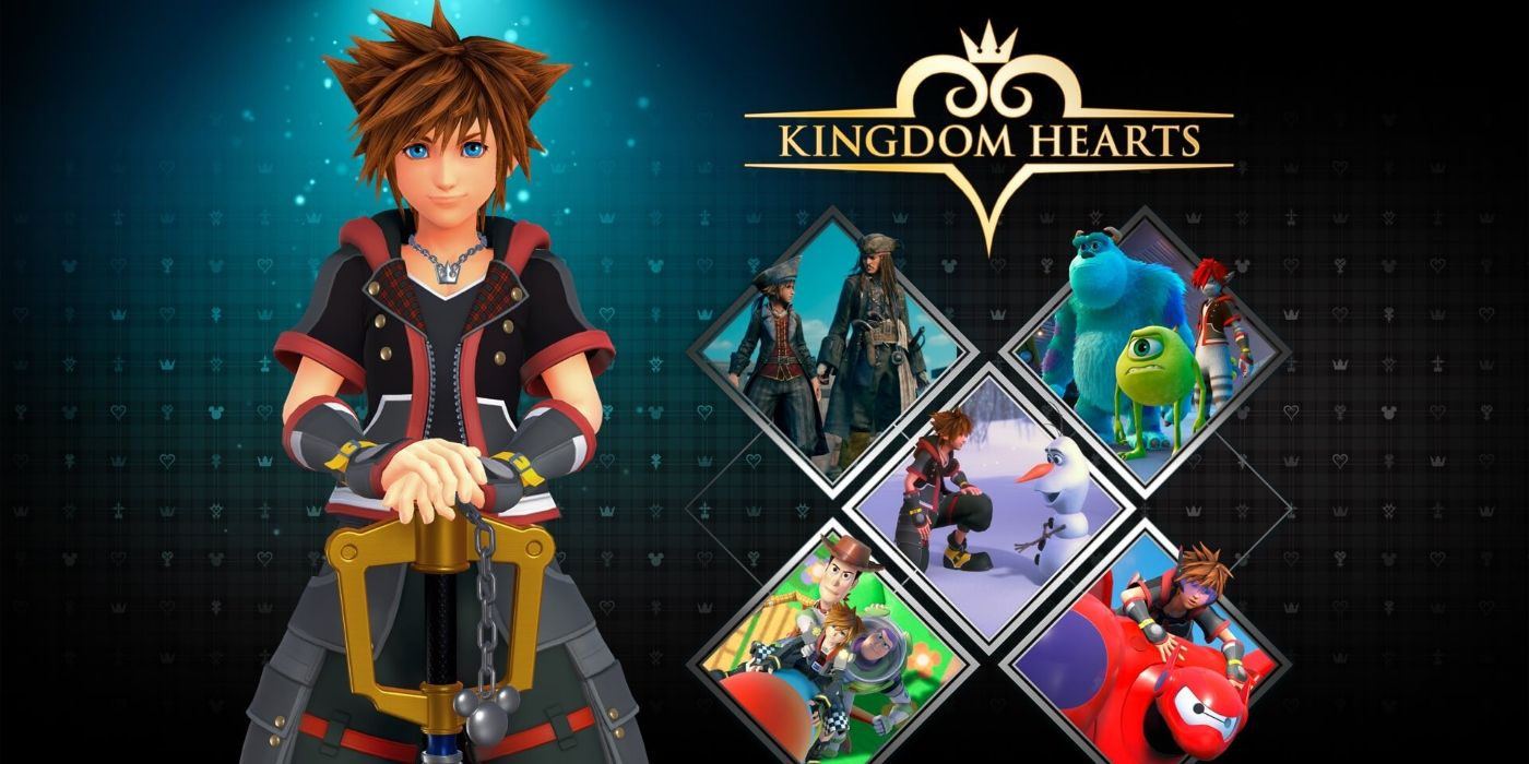 PlayStation Store Offers The Entire Kingdom Hearts Franchise For 67% Off