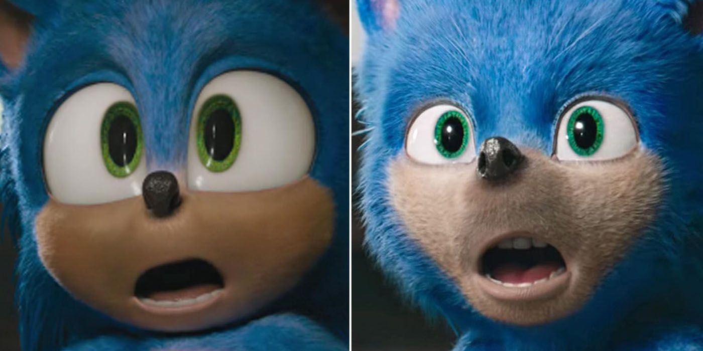 Sonic The Hedgehog Actor Ben Schwartz Talks About The Sonic S Design Backlash