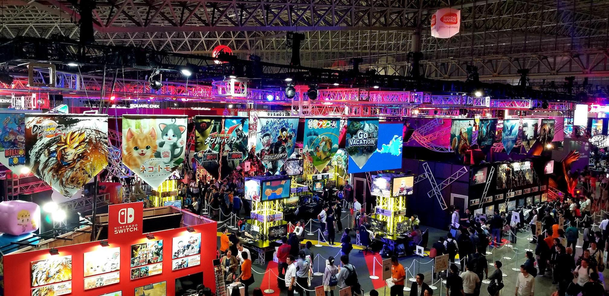 10 Biggest Gaming Conventions In The World (From Smallest To Largest)