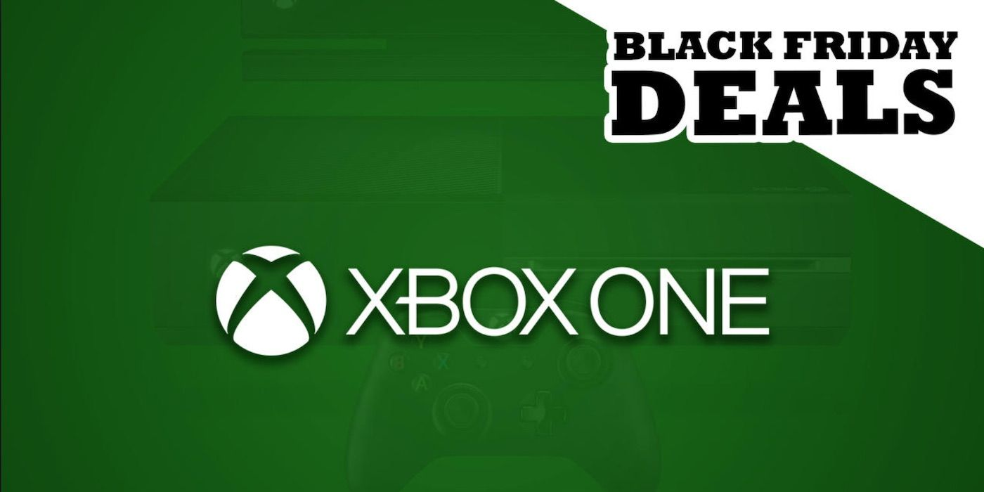 Xbox Black Friday Deals Confirmed During X019