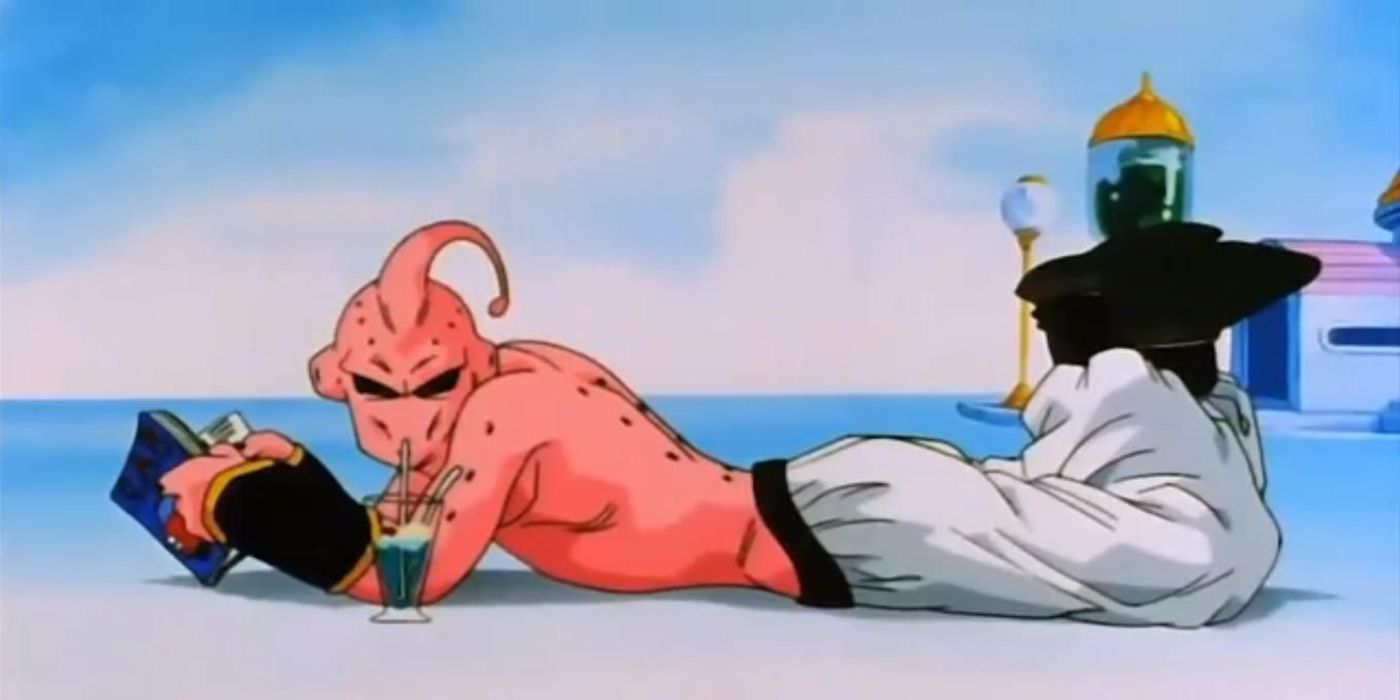 New Dragon Ball Z: Kakarot Image Shows Off Every Form of Majin Buu