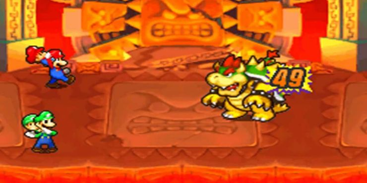 5 Things Great About Mario And Luigi Partners In Time 5 Things