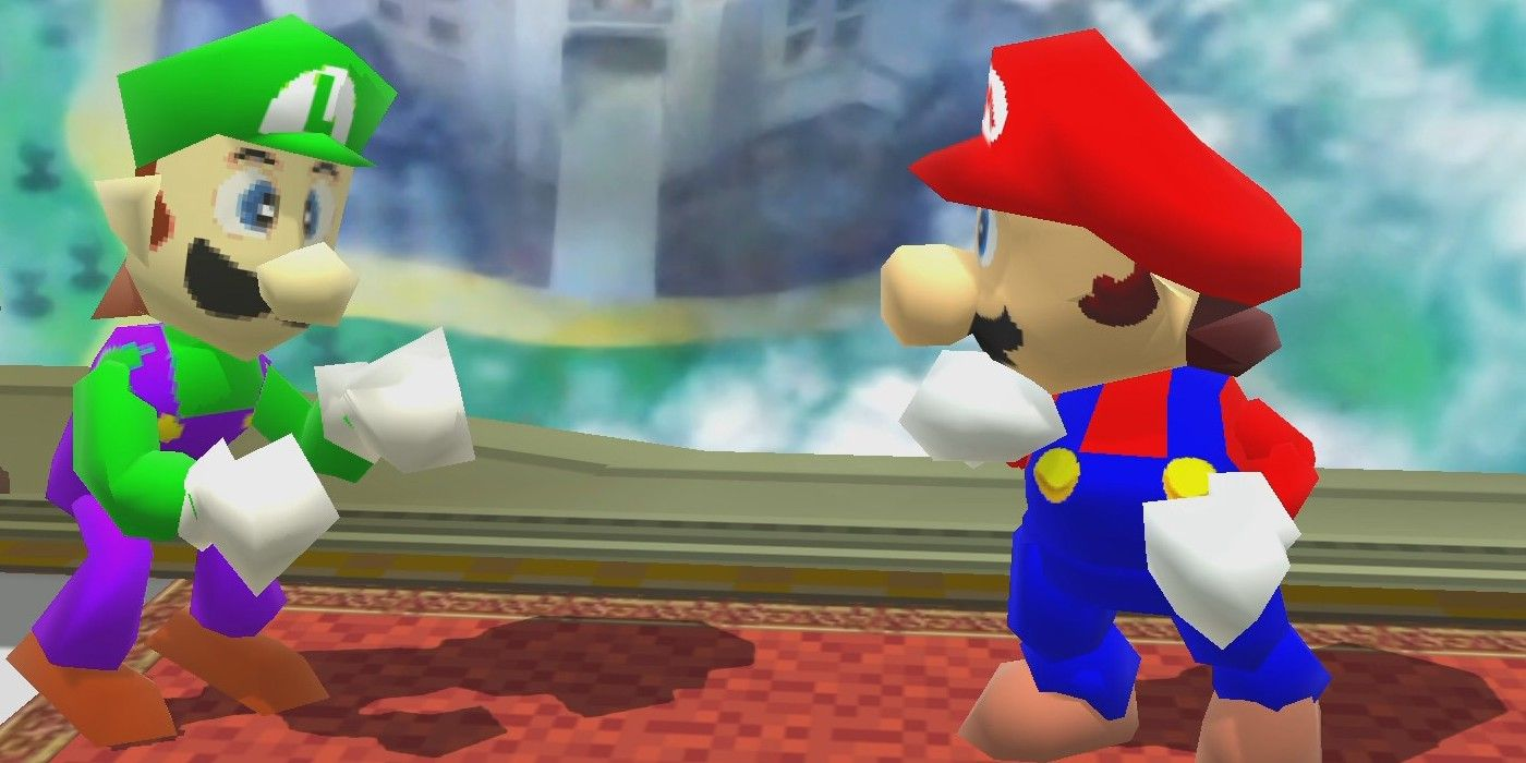 Super Mario 64 Mod Adds Split Screen Support Game Rant