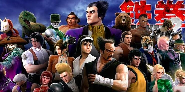 Every Tekken Game Ranked According To Metacritic Game Rant