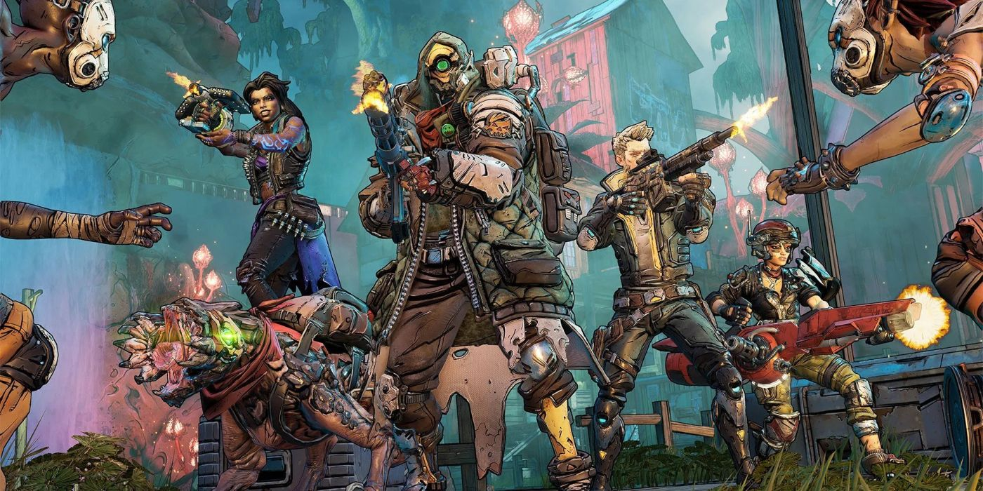 Borderlands 3 Players Are Brainstorming Fixes for Awful Load Times